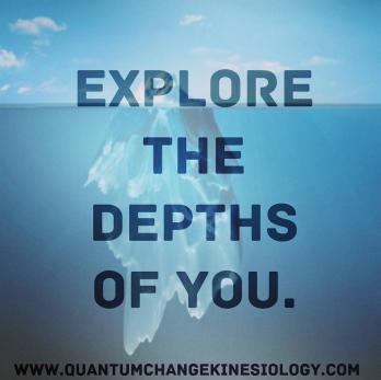 explore the depths